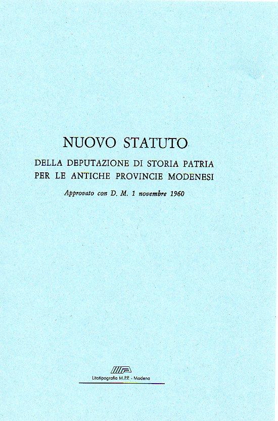 Immagine Statuto